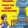 Protect Your Hearing Safety Poster