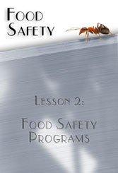 Food Safety Programs DVD