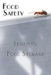 Food Storage Food Safety DVD