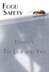 Food The Law DVD